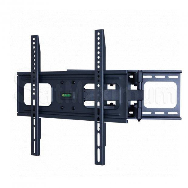 TV Wall Mount for 32-55 Inch, Tilt, Up to 110 lbs,VESA 100 -400mm, SatMaximum