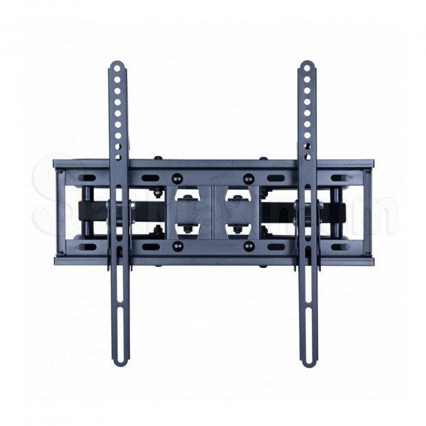 TV Wall Mount Full Motion Tilt Swivel 23 - 56 Inch LED LCD Bracket VESA 100-400, SatMaximum